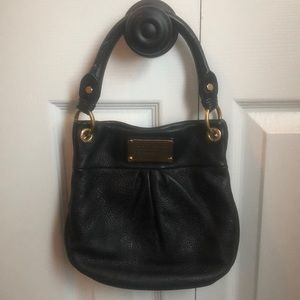 Marc by Marc Jacobs Crossbody black leather bag